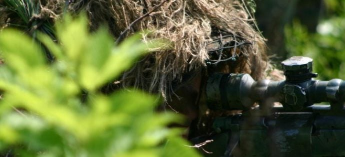 Blurred Lines: The Myth of Guerrilla Tactics