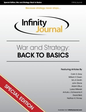 War and Strategy: Back To Basics