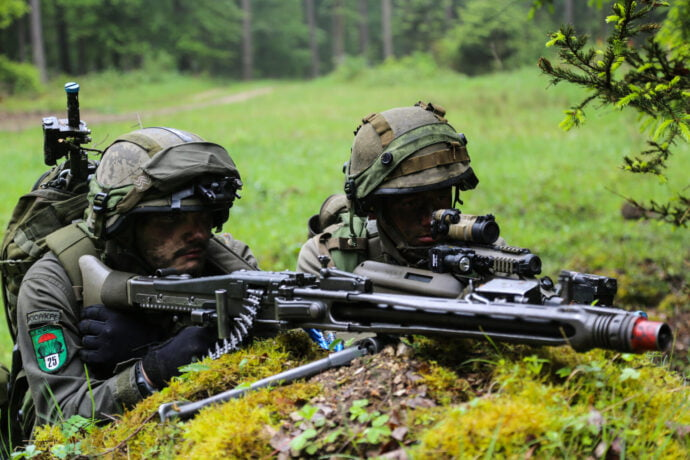 From Strategy to Military Capability: the Austrian Example