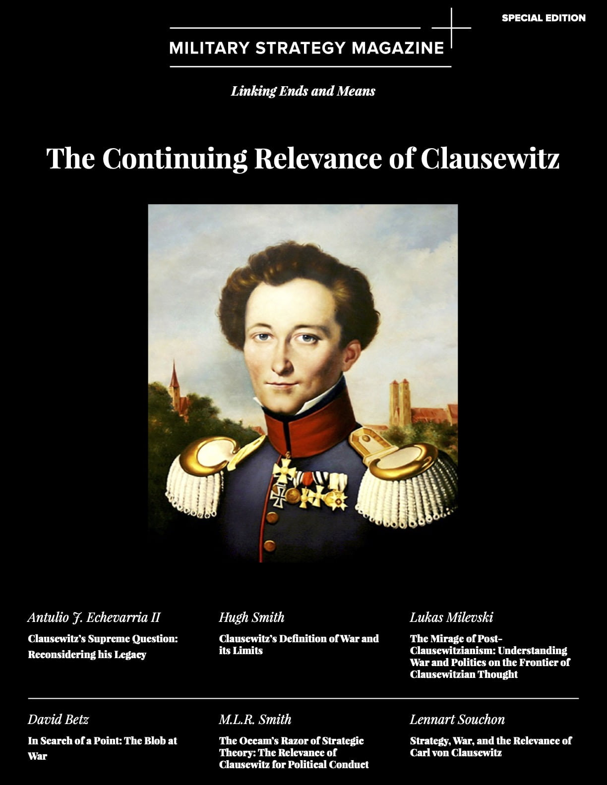 The Continuing Relevance of Clausewitz