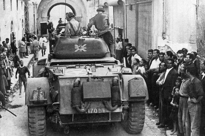 An Army Reconsidered —Vichy France's Stubborn Defense of the Levant in the Second World War